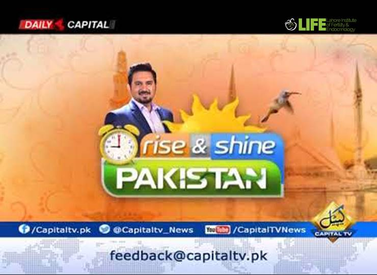 Live discussion on Capital TV