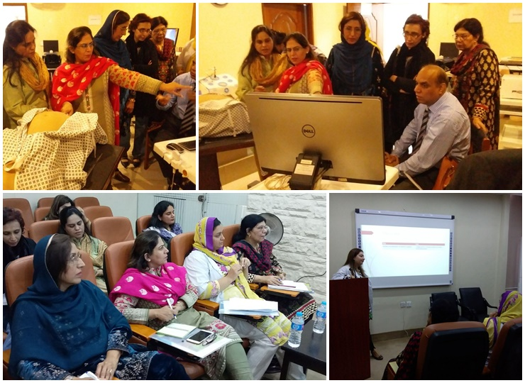 Successful TVS workshop