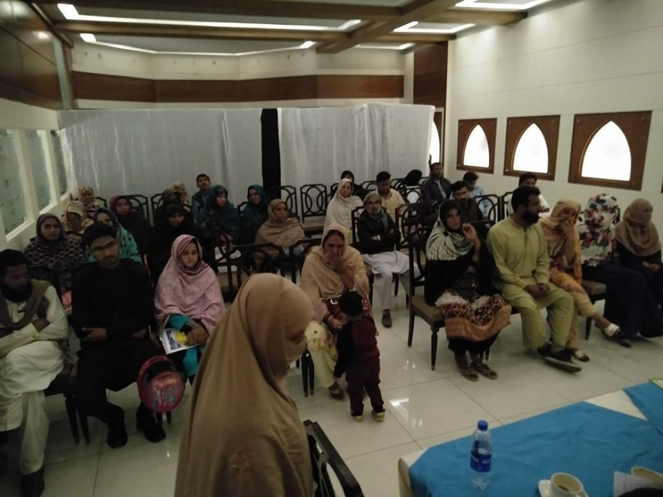 Free Consultation Camp in Sahiwal