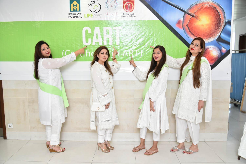 Closing Ceremony of Cart 1st Batch 2020-2021
